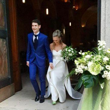 Matrimonio per l'AIA Seregno